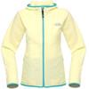 The North Face W's Petaluma Hoodie Chiffon Yellow/Ion Blue (B8R)